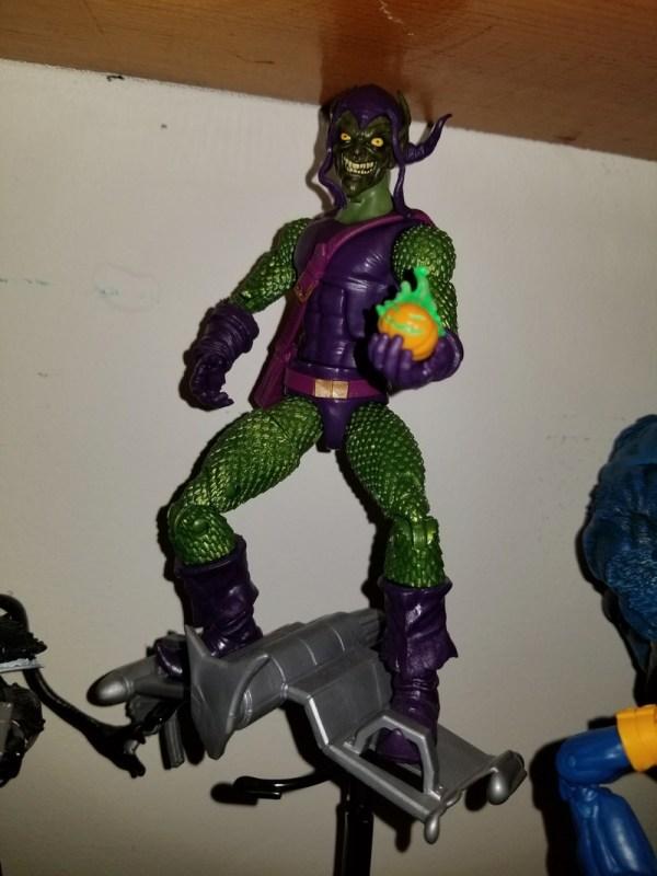 Marvel Green Goblin Pumpkin Bombs