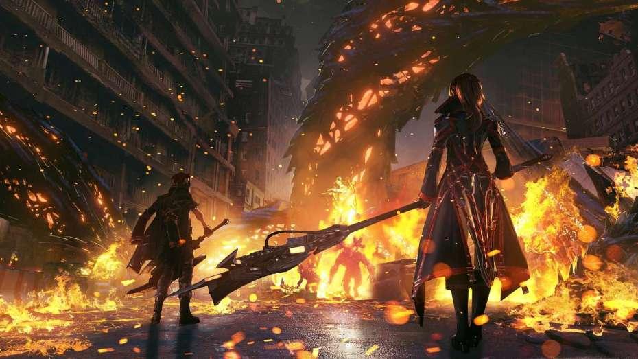 code vein, Code Vein: Mostrati nuovi personaggi, boss e ambientazioni