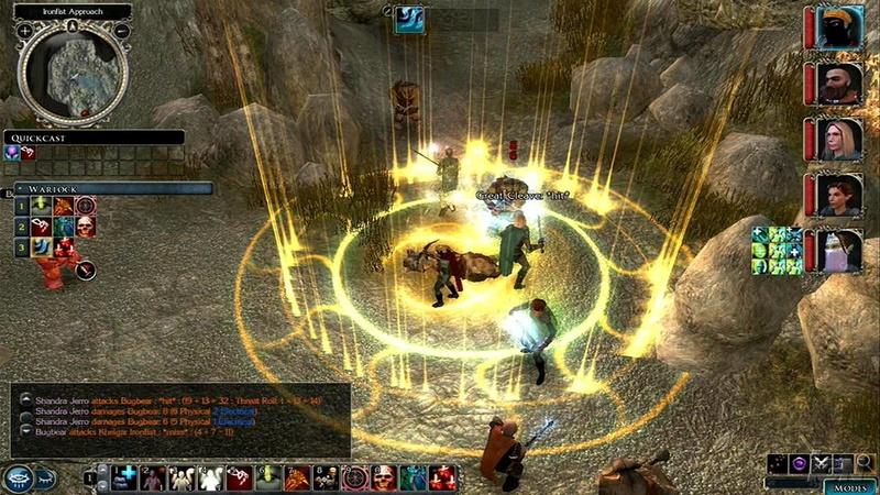 Neverwinter Nights 2, Retrogame Story: Neverwinter Nights 2