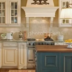 Zinc Top Kitchen Island Marble White Painted Cabinets W/diff Color Paint On Island??