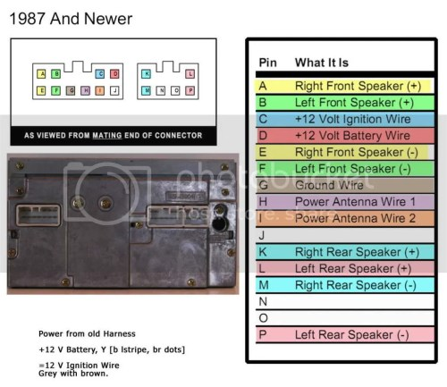 small resolution of 1989 toyota radio wiring diagram wiring diagram1989 toyota pickup radio wiring diagram wiring diagrams second1989 toyota