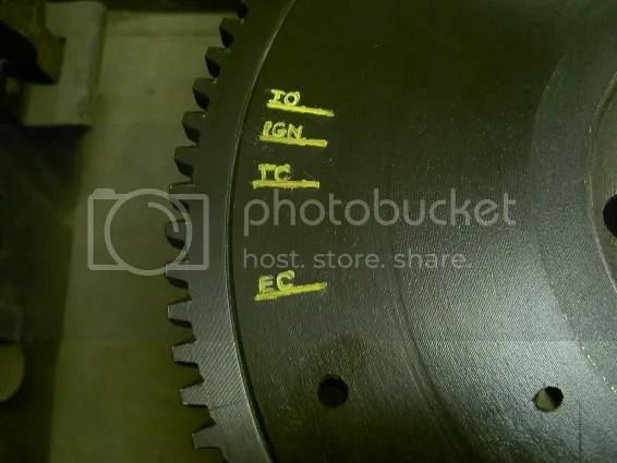 Ford 2 3 Timing Marks