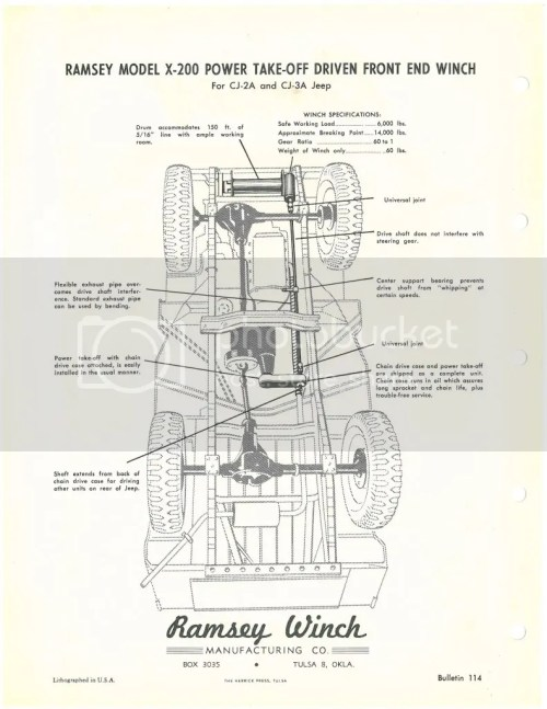 small resolution of 1947 cj2a 1948 cj2a 1953 ford naa golden jubilee tractor