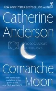 Comanche Moon book cover