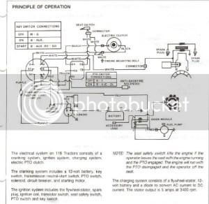 Deere 116 Wiring Harness Help Random Diode?  MyTractorForum  The Friendliest Tractor
