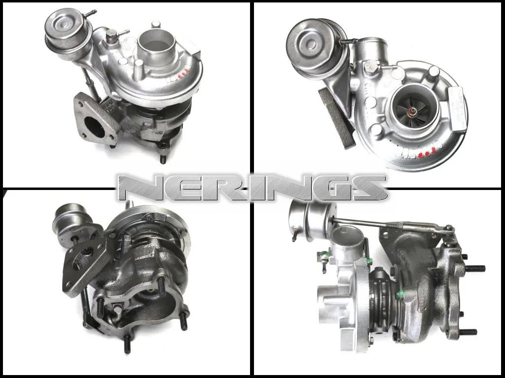 Turbocharger Audi A4 Vw Passat B5 1 9 Tdi 66kw Ahu V Gaskets
