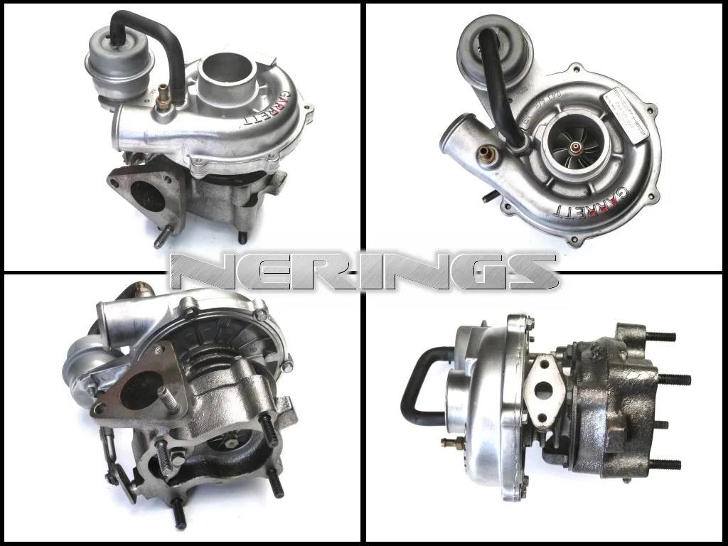 Turbo Turbolader Rover 420 600 620 SDI (1996-) 77 Kw