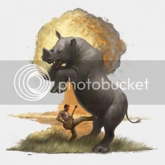 Four Ball Rhino