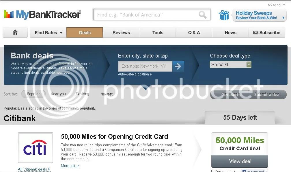 MyBankTracker.com