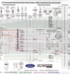 custom wiring harness ford 7 3 sel engine wiring diagram post 1996 f250 7 3 wiring [ 1024 x 793 Pixel ]