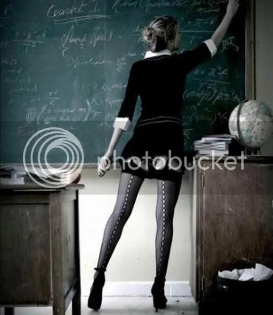 Hot_Teacher.jpg my teacher image by richardhale48