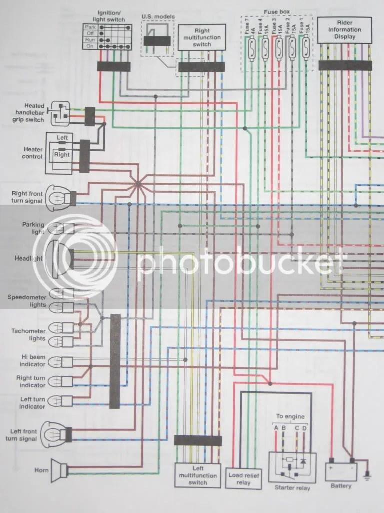 bmw gs wiring diagram  wiring diagram