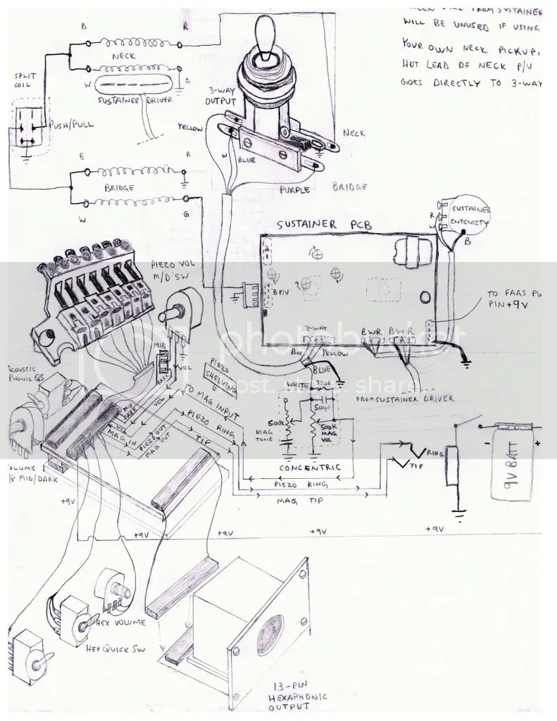 medium resolution of sustainer wiring diagram wiring library guitar electronics expanding options ideas are welcome img sustainer