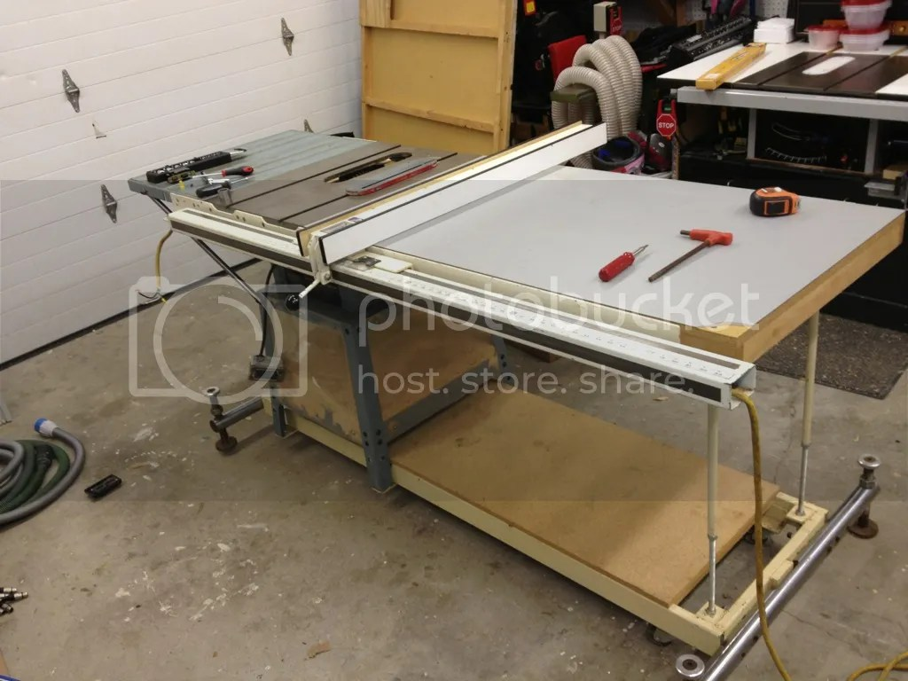 Delta 10 Contractor Table Saw Model 34 444