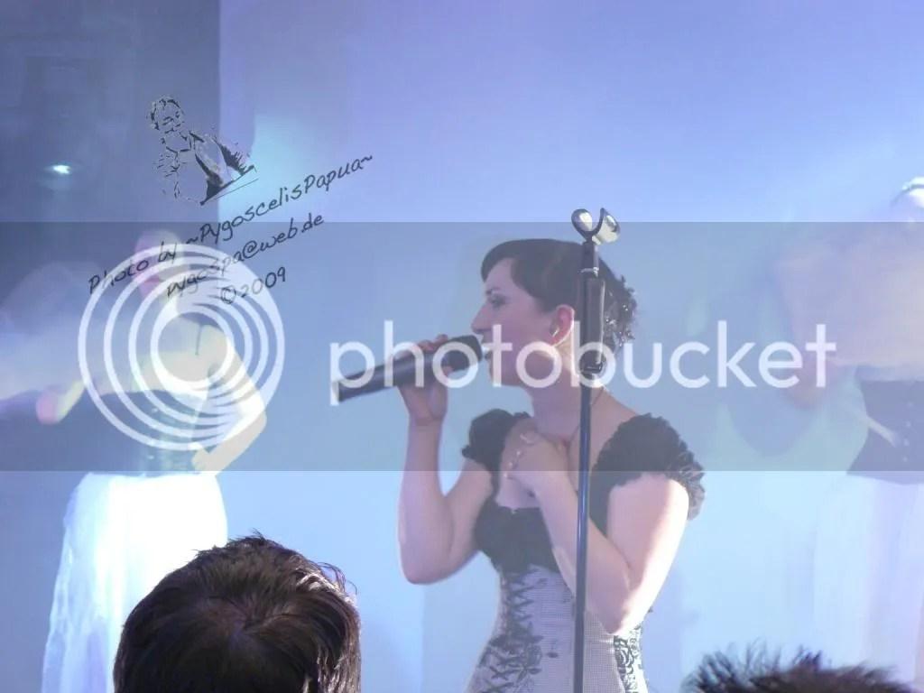 The second female singer: Ulrike Goldmann