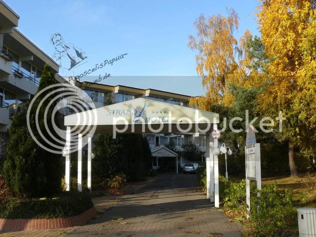 The Beach Hotel entrance