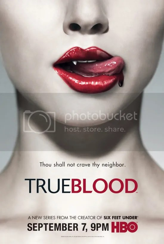 True Blood Promotional Poster, Season 1