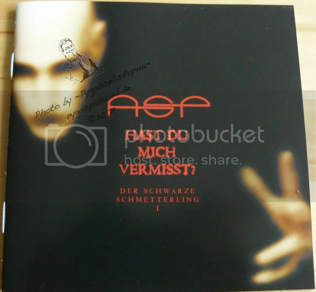 Cover of the booklet
