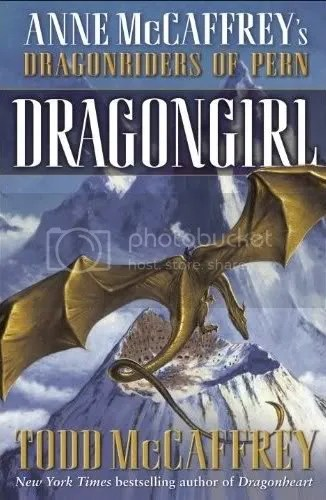 Dragongirl_AnneMcCaffrey.jpg 27 Jul (US)/ 6 Aug (UK) image by mischievouscherry
