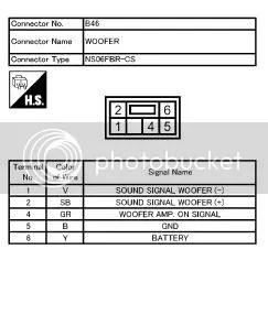 bose amp wiring diagram  G35Driver  Infiniti G35 & G37