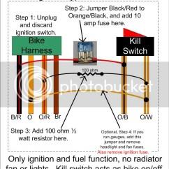 07 Hayabusa Wiring Diagram Kidney Location In Humans Ignition Resistor?