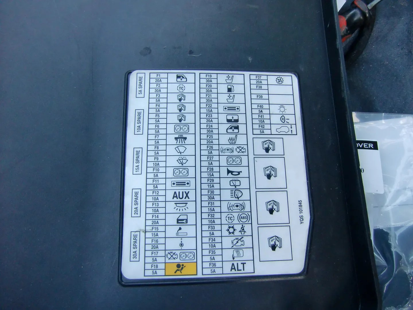hight resolution of fuse box on rover 75 wiring diagram operations fuse box rover 75 located