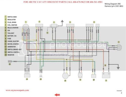 small resolution of arctic cat 2004 wiring diagram wiring diagrams konsult