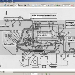 Subaru Vacuum Diagram 12 Volt Automotive Relay Wiring Turbocharger Free Engine Image For