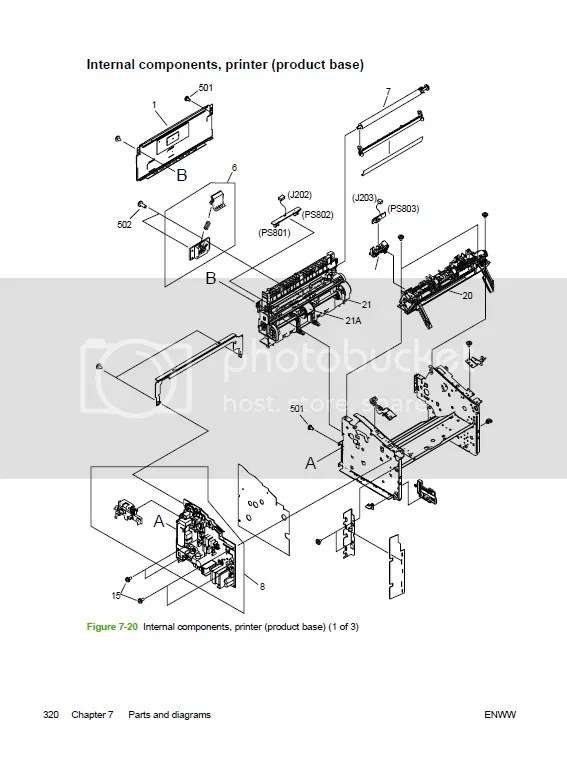 hp laserjet m2727nf service manual