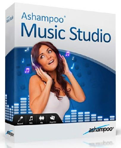 Ashampoo Music Studio 5.0.1.12