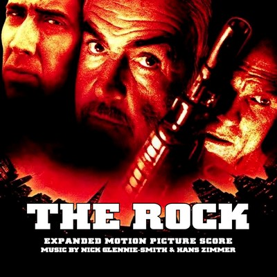 The Rock Soundtrack (expanded By Hans Zimmer & Nick