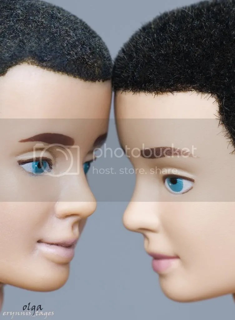 First Ken vs repro Ken