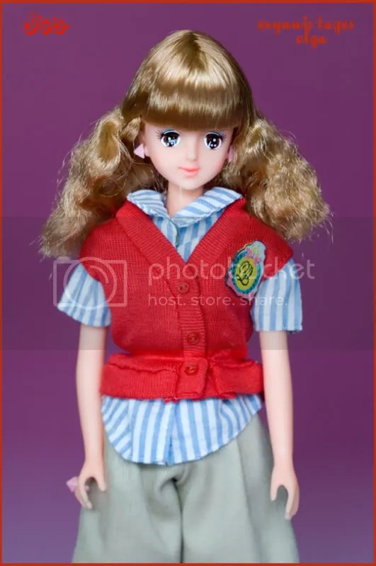 Campus Collection Ma-Ba Barbie