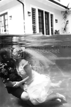 Trash the Dress #1