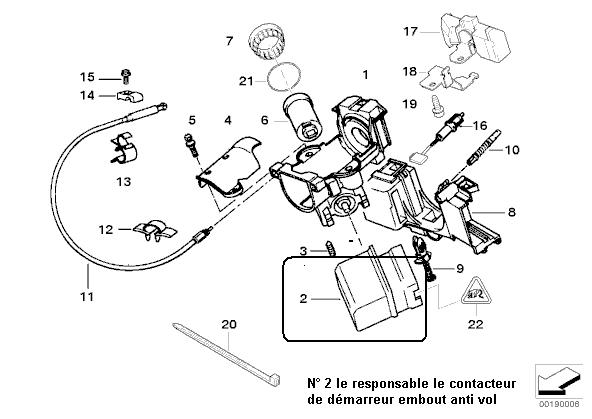 [ BMW E39 525 TDS an 1997 ] Problème de neiman