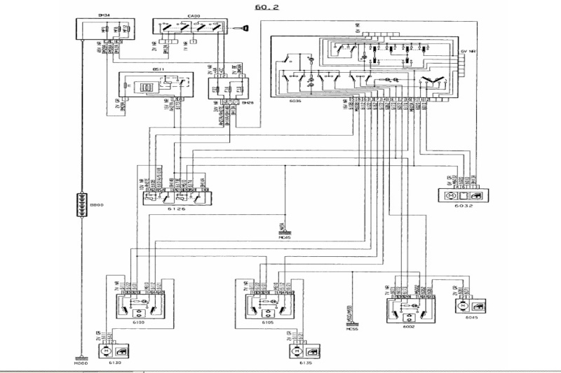 Stromlaufplan Peugeot Expert