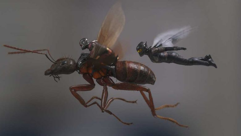 Ant-ManAndTheWasp, Recensione Ant-Man And The Wasp