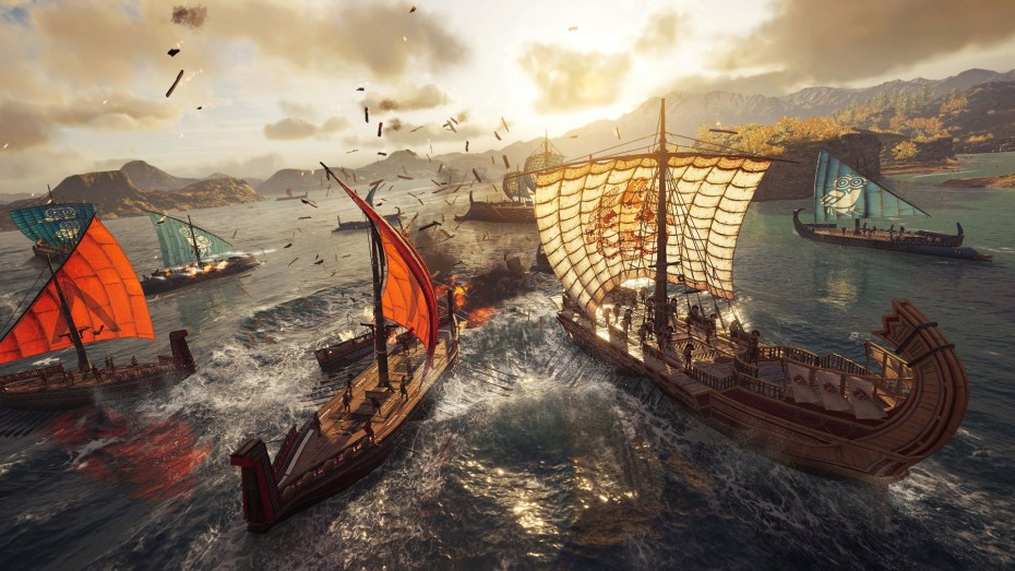 assassin's creed odyssey, Assassin's Creed Odyssey: L'odissea di un brand