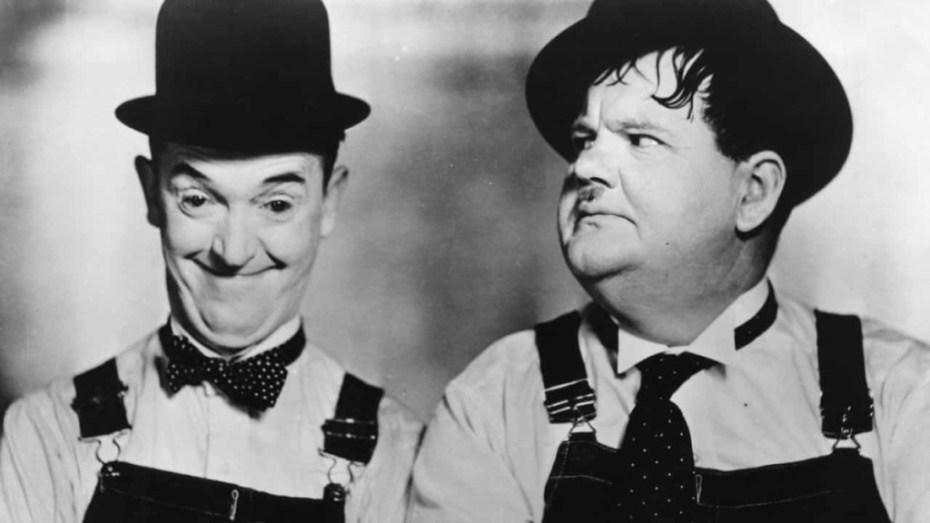 stanlio e ollio,stan & ollie,stanlio & ollio, Stanlio & Ollio: gli uomini dietro i due miti del cinema