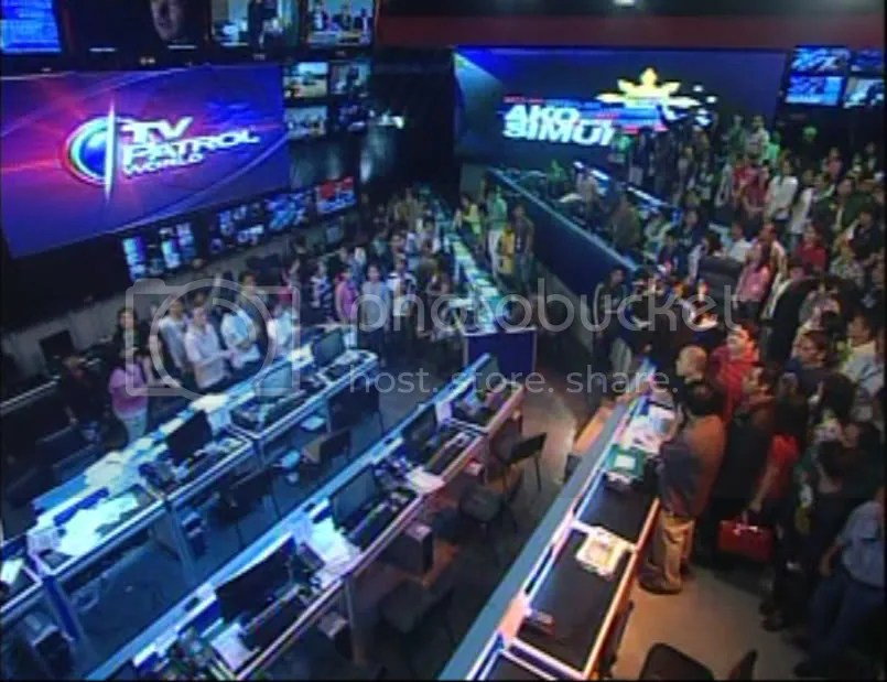 The ABS-CBN Halalan 2010 War Room
