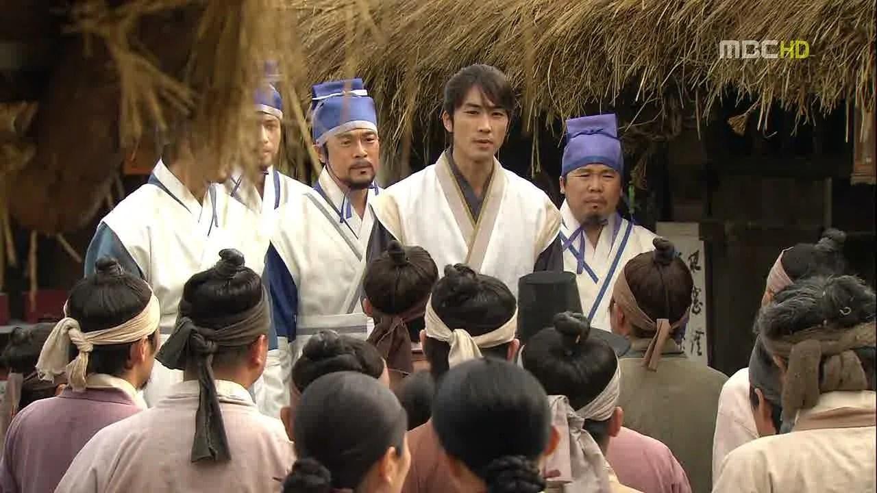 Izumi Ismiracle World: [Sinopsis] Dr Jin: Episode 8