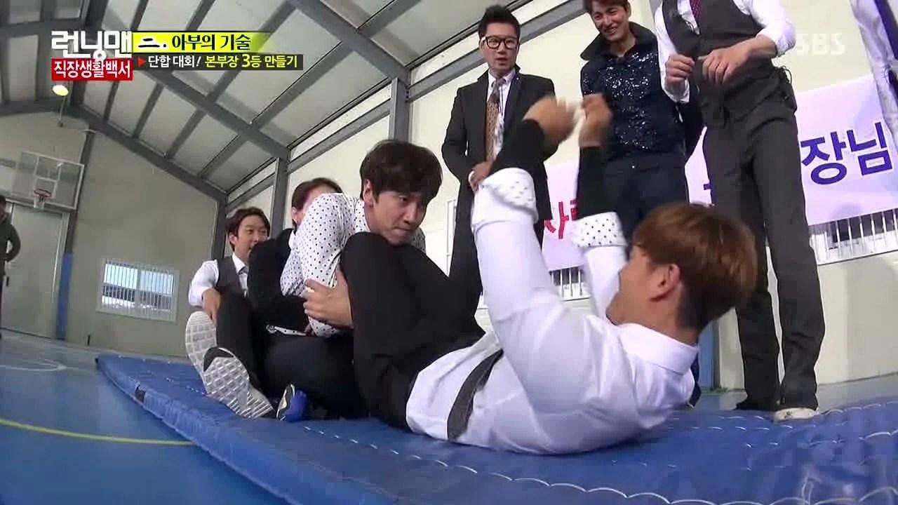 Running Man: Episode 223 » Dramabeans Korean drama recaps