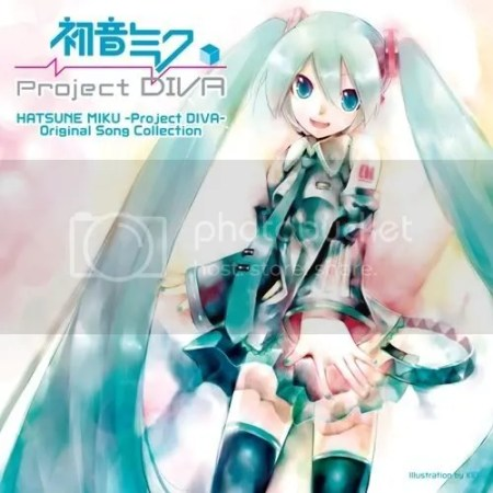 Hatsune Miku -Project DIVA- Original Song Collection