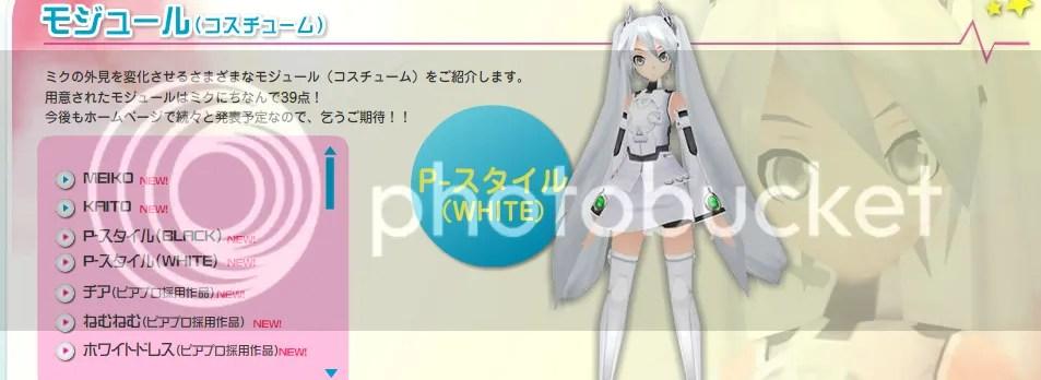 5) P-Style White