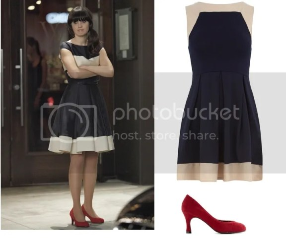 new girl inspired outfit