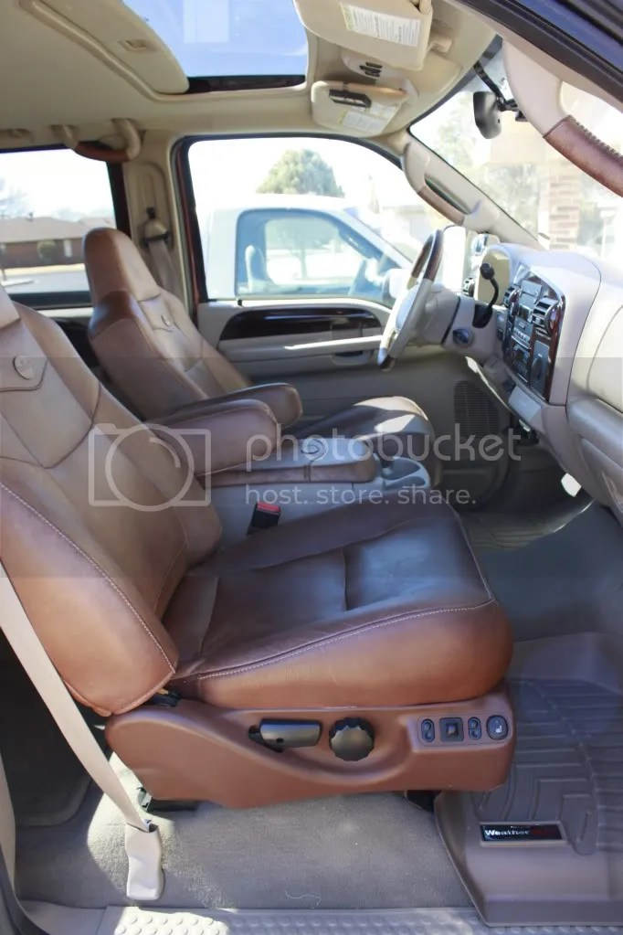 King Ranch Leather Page 2 Ford Powerstroke Diesel Forum