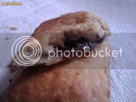 McDonald's Choco Banana Baked Pie
