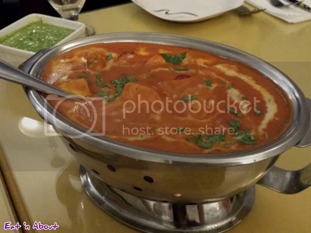 Lazymeal Mashup at Handi Cuisine of India Burnaby: Butter Chicken
