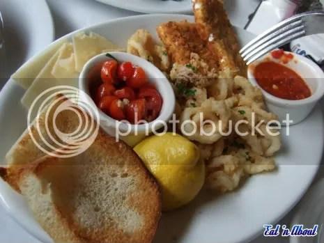Romano's Macaroni Grill Sampler