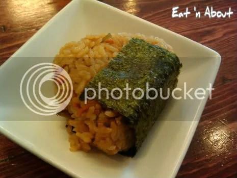 Menya Japanese Noodle: Onigiri
